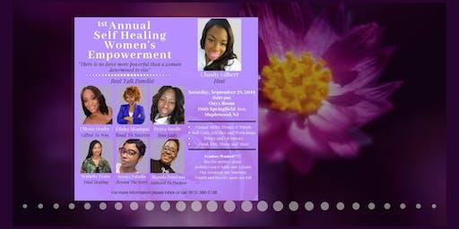 1st Annual Self Healing Women's Empowerment