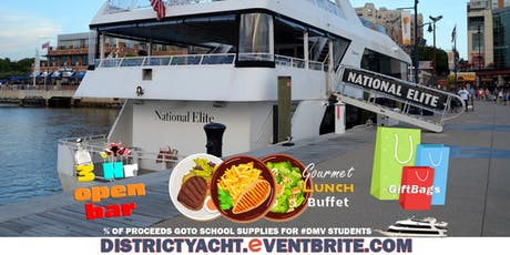 District Yacht Soiree | Labor Day Weekend tickets