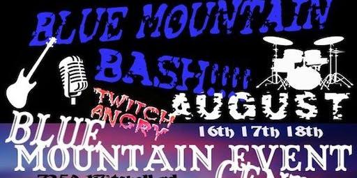 Blue Mountain bash