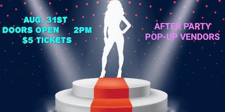 Axk Apparel Fashion Show tickets