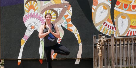 Yoga and Beer at Eavesdrop Brewery tickets