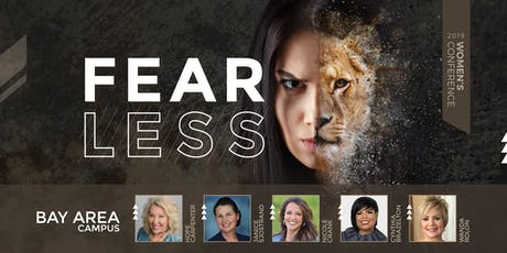 Fearless 2019 Women's Conference - Bay Area Campus: 9.13 - 9.15 tickets