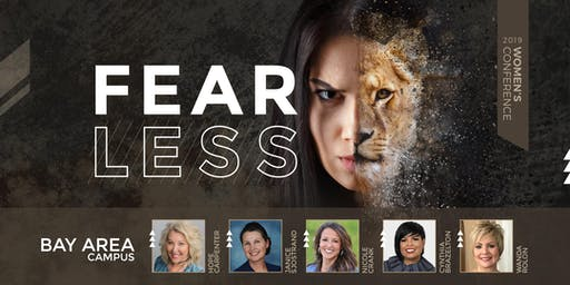 Fearless 2019 Women's Conference - Bay Area Campus: 9.13 - 9.15