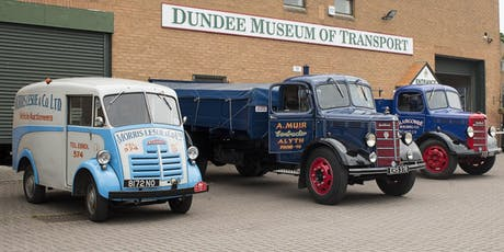 Dundee Museum of Transport Doors Open Day Tours tickets