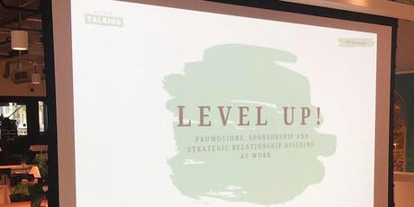 Now You're Talking: Level Up! - Online Workshop  tickets