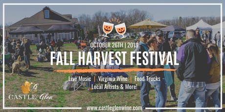 FALL HARVEST FESTIVAL tickets