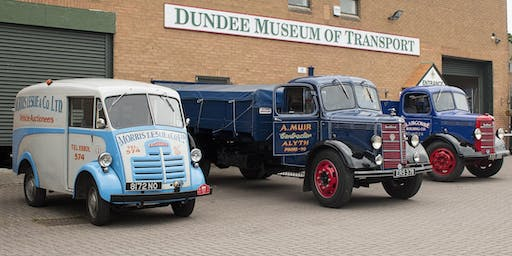 Dundee Museum of Transport Doors Open Day Tours