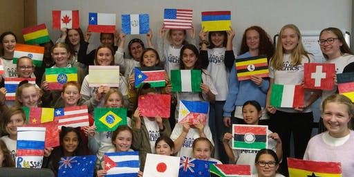 Camp United Nations for Girls Miami 2019