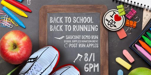 Back to School Fun Run with Saucony - Shorewood PRO