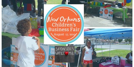 New Orleans Children's Business Back To School Fair  tickets