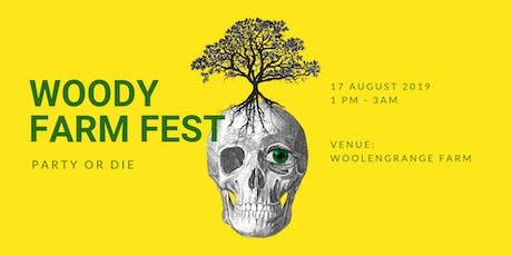Woody Farm Fest tickets