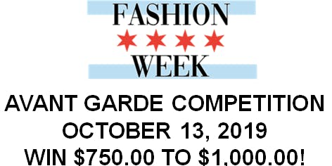 Fashion Designer Avant Garde Competition - WIN $1000.00 in FashionBar Consulting Services during Chicago Fashion Week powered by FashionBar!