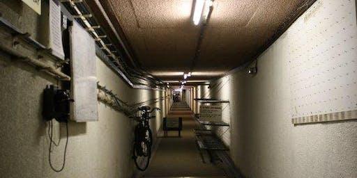 Secret Nuclear Bunker Ghost Hunt