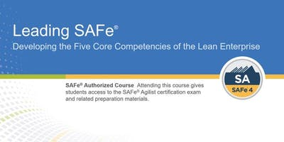 Leading SAFe® Certification Training in San Diego, CA