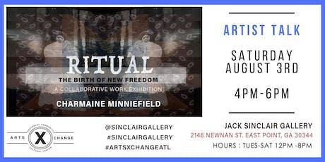 RITUAL- Artist Talk  tickets