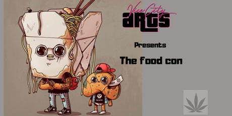 The Food Con tickets