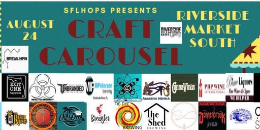 Craft Carousel 4 - Ft Lauderdale