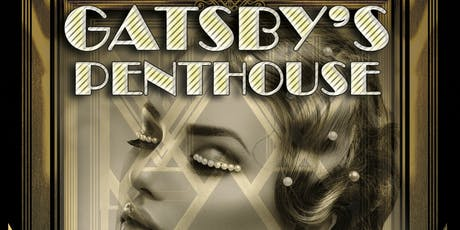 Gatsby's Penthouse - Dallas New Year's 2020 tickets