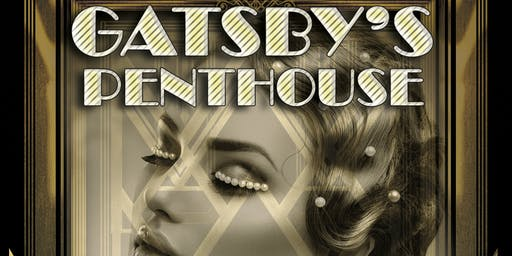 Gatsby's Penthouse - Dallas New Year's 2020