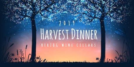 2019 Harvest Dinner at Herzog Wine Cellars tickets