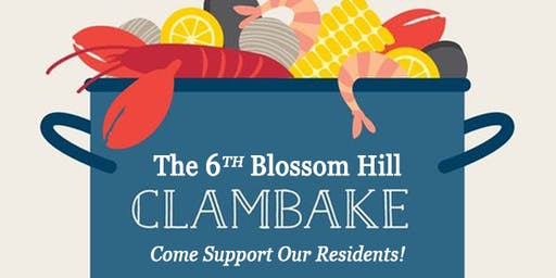 The 6th Blossom Hill Charity Clambake