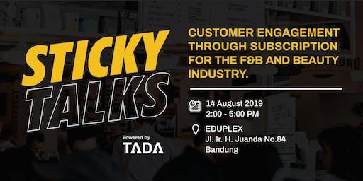 STICKY Talks Bandung