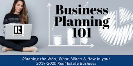 Business Success Planning Workshop - Saturday 9-21 tickets