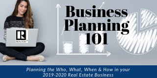 Business Success Planning Workshop - Saturday 9-21