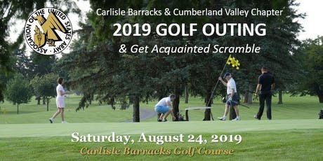 2019 Golf Outing tickets