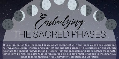 Embodying the Sacred Phases tickets