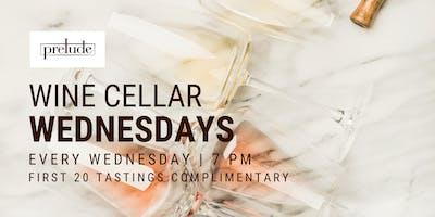 Wine Cellar Wednesdays