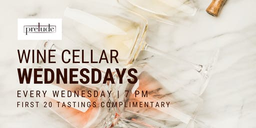 Wine Cellar Wednesdays