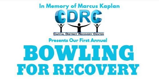 CDRC Bowling For Recovery - Get Tickets HERE!