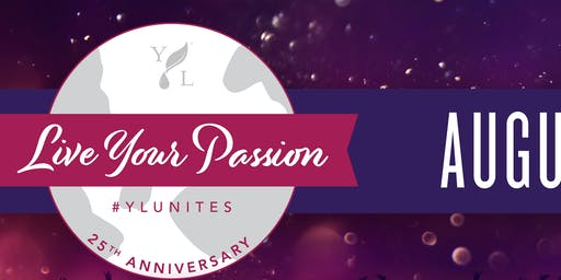 2019 Young Living  Live Your Passion  Rally