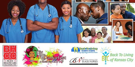 Free 2019 KC Community Wellness Health Screenings tickets