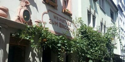 6.Lust auf Mainz Stammtisch in der Weinstube zum Bacchus