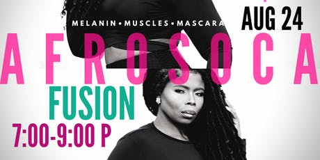 AFROSOCA FUSION w/ GODDESS K & DJ 5IVE STAR!  tickets