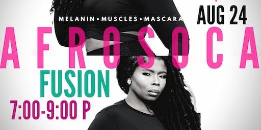 AFROSOCA FUSION w/ GODDESS K & DJ 5IVE STAR!