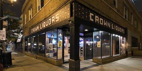 Clippin' Mics at Crown Liquors tickets