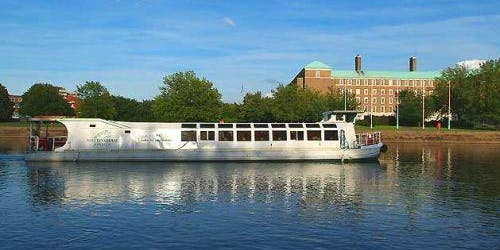CIBSE East Midlands - Cruising Down The River