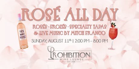 Rosé All Day tickets