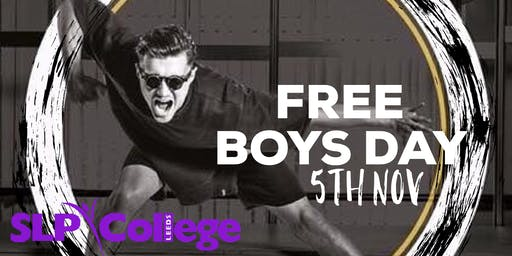 FREE BOYS DAY