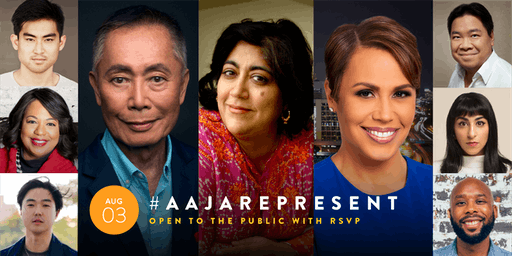 AAJA REPRESENT: Workshops for podcasters, photographers, and storytellers
