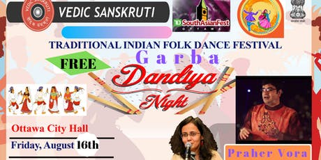 FREE OUTDOOR SUMMER RAAS GARBA tickets
