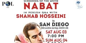 "Screening  ""NABAT - نبات ""  + Q/A with Shahab Hosseini..."