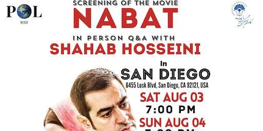 """Screening  """"NABAT - نبات """"  + Q/A with Shahab Hosseini in person"""
