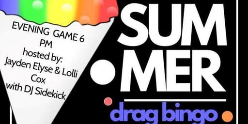 Never Ending Summer Drag Bingo / Evening