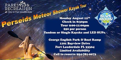 Perseid Meteor Gazing - Kayak & SUP Adventure