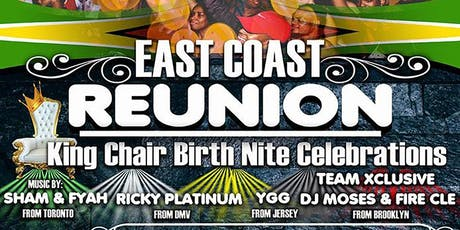 East Coast Renunion tickets