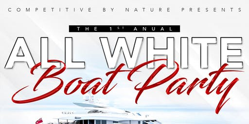 First Annual CBN All White Boat Party